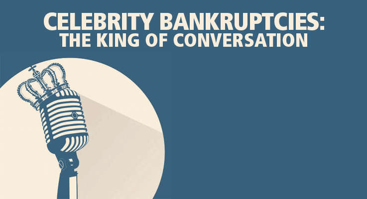 Larry King declared bankruptcy