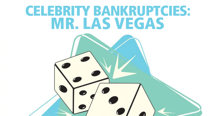 In 1992, Wayne Newton was forced to file for bankruptcy