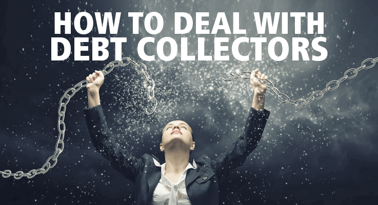Tired of debt collectors calling? Here's how to deal with them