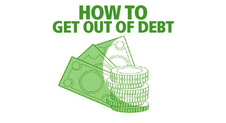Read these tips to get out of debt