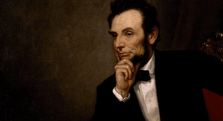Abraham Lincoln declared bankruptcy