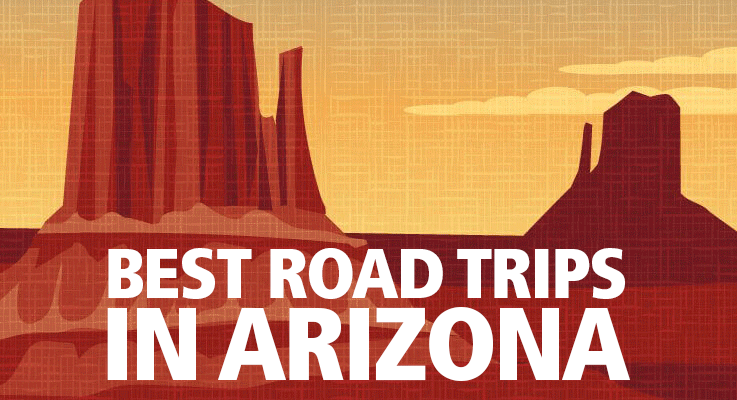Have you tried these Arizona road trips?