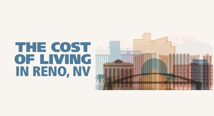 What is the cost of living in Reno, NV?