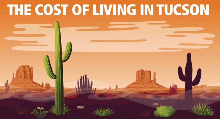 Cost of Living in Tucson AZ