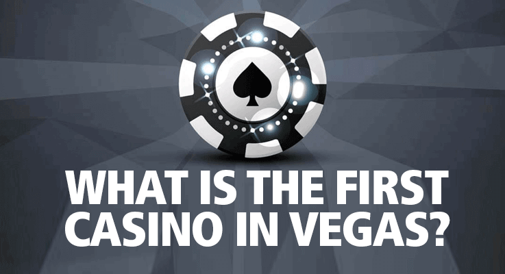 What was the first Las Vegas, NV casino?