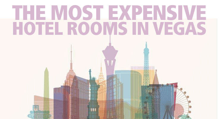 What is the most expensive hotel in Las Vegas?