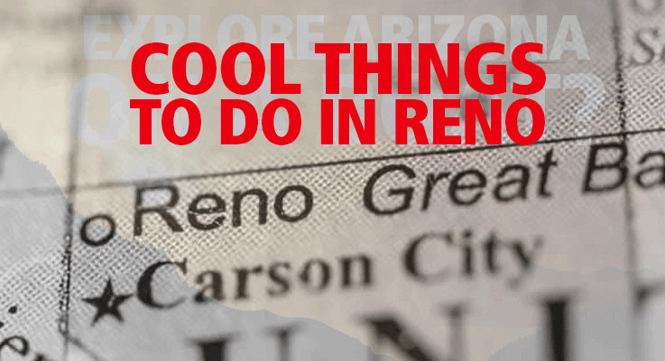 Things to do in Reno, NV