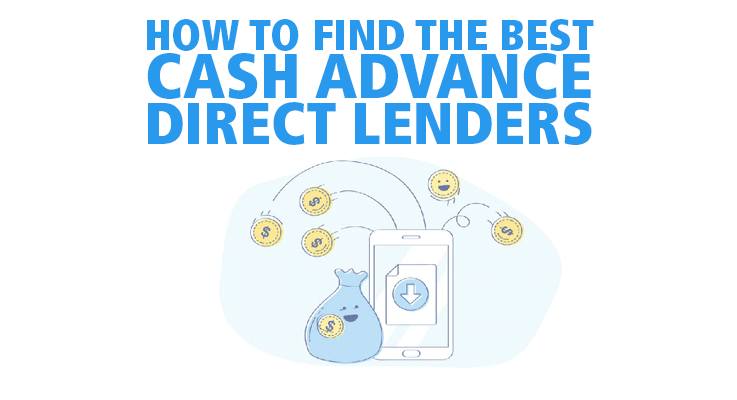 How to find the best direct lender