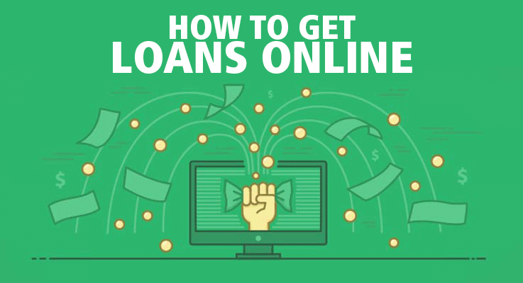 How to get a loan online