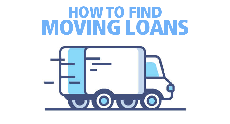 Moving loans could help you cover moving expenses