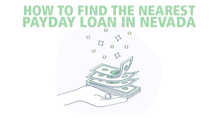 Where are the nearest payday loans in Nevada?