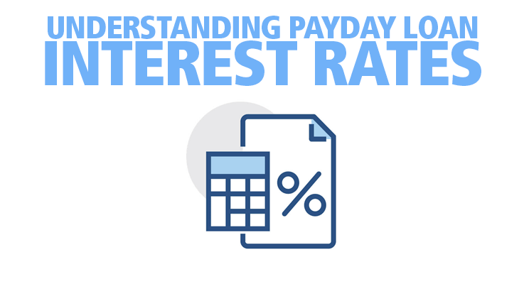 Learn more about payday loans interest rates