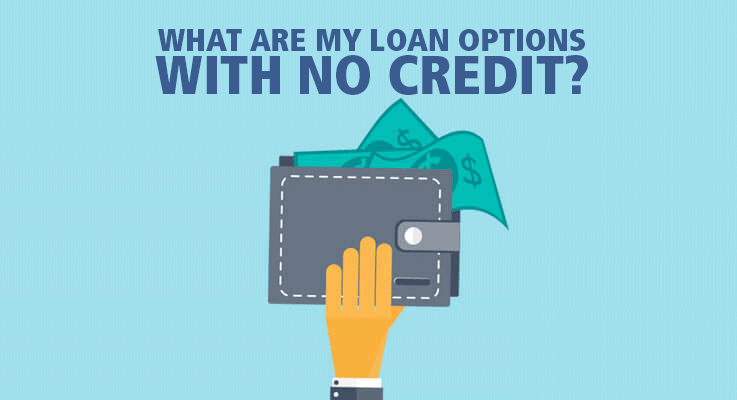 No credit? There are still loan options
