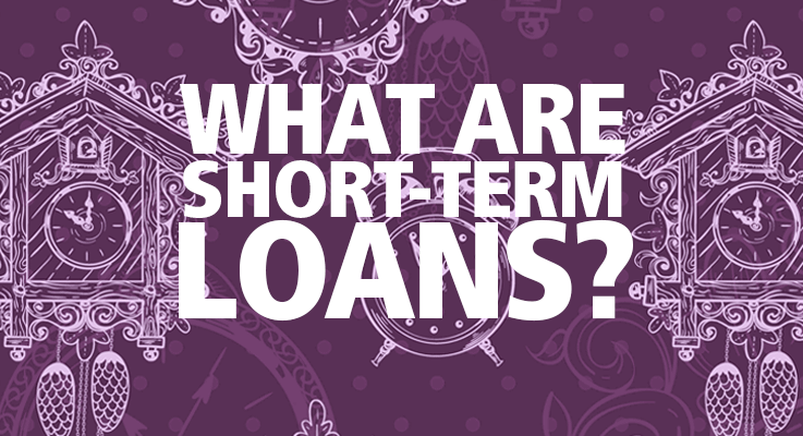Learn the definition of a short-term loan