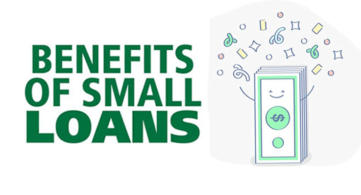 The pros and cons of small personal loans