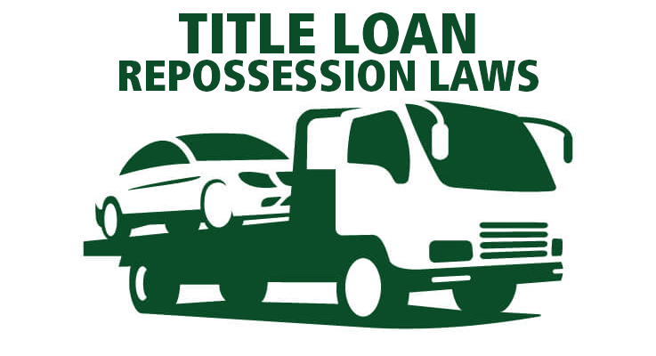 Title loan repossesion laws vary state to state. Learn about state laws.