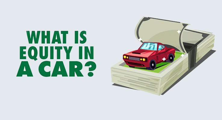 What is equity in a car?