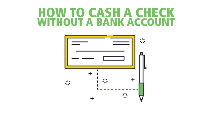 can you cash a bank draft without a bank account
