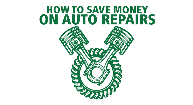 How to save money on auto repairs