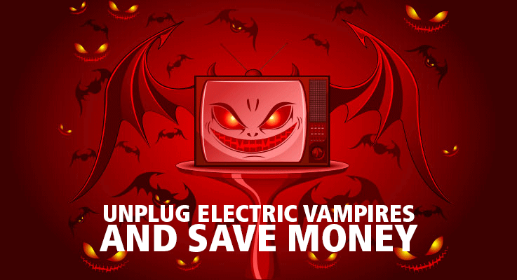 Unplug these energy vampires and save money