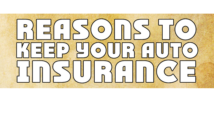 Avoid a lapse in your car insurance