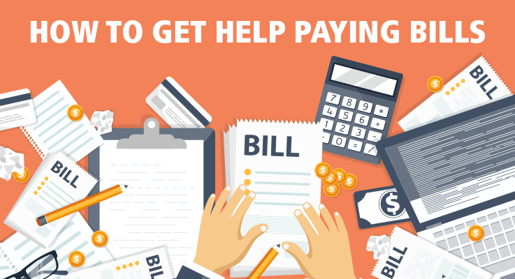 What to do when you need help paying the bills