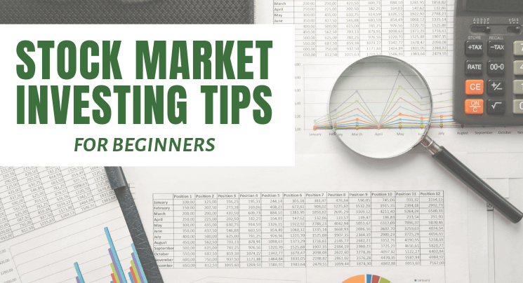 Stock Market Investing Tips for Beginners
