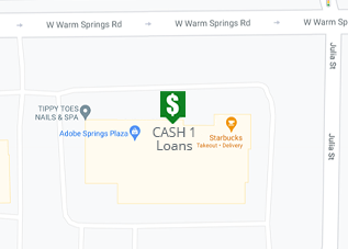 Cash 1 | Nevada | Warm Springs