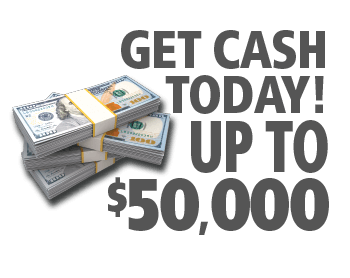 CASH 1 secured title loans services in Phoenix, Mesa, Tempe, or Glendale, Arizona and in Las Vegas, Henderson, Reno, or Sparks, Nevada.