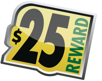 $25 Referral Rewards from CASH 1 Loans