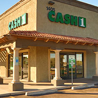 Find CASH 1 title loans in Mesa, AZ 85201. You can get up to $50,000 using your car's clear title or up to $2,500 if you're still making payments.